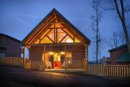 Smoky Mountains Cabin Rentals Acorn Ridge Cabin Rentals